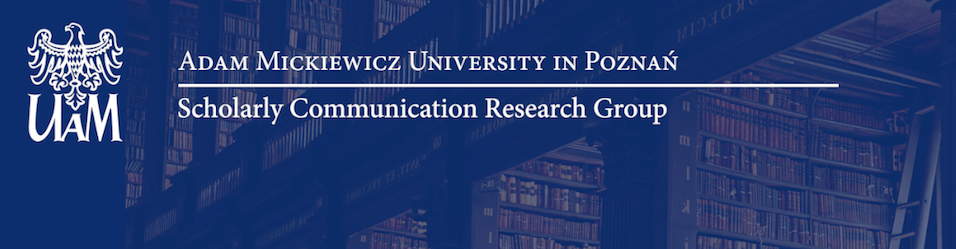 Scholarly Communication Research Group